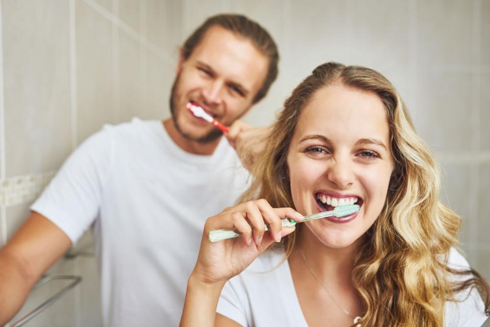 escovar os dentes corretamente