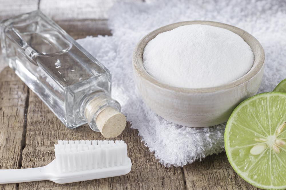 clarear os dentes com bicarbonato de sódio